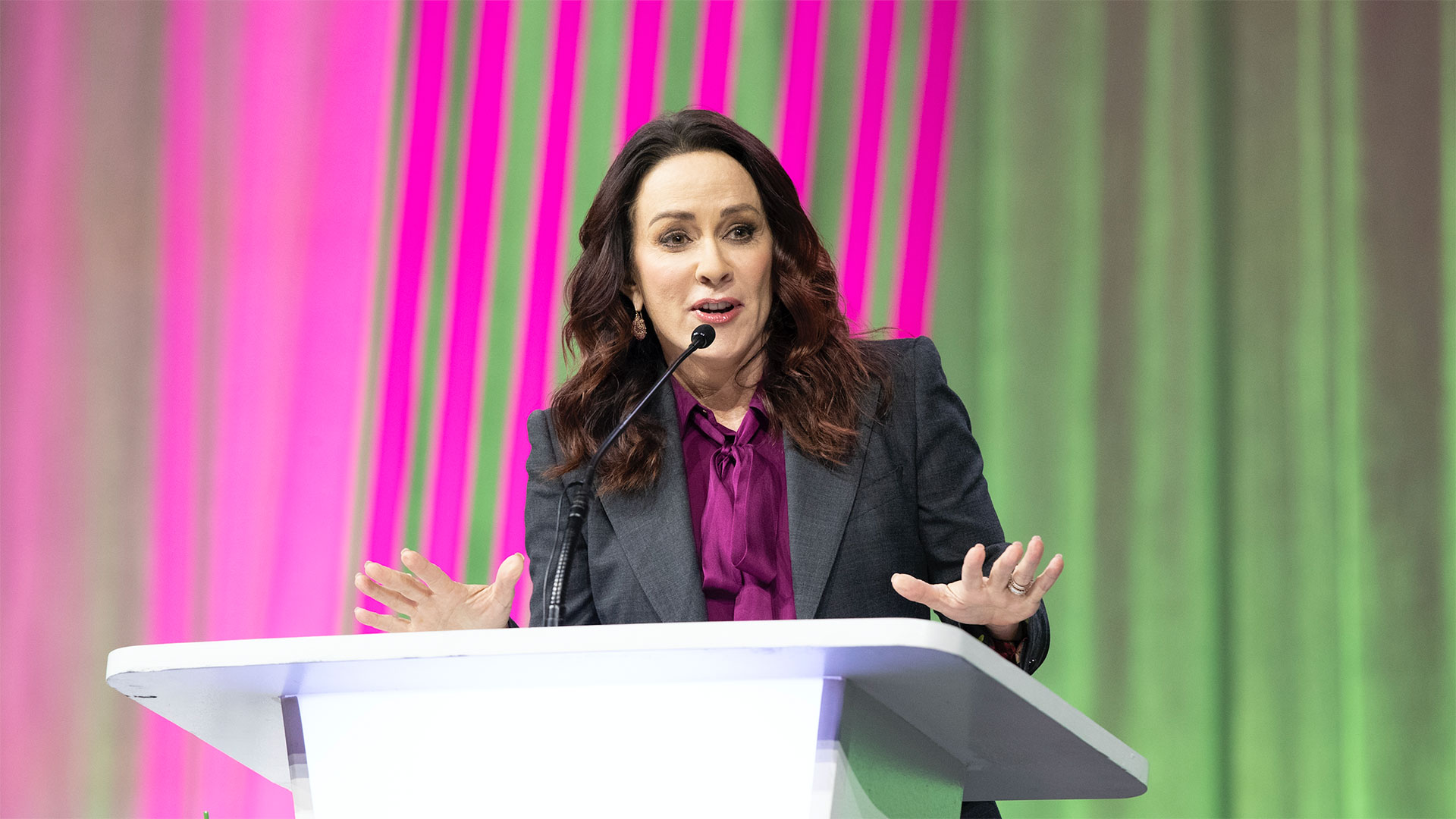 Patricia Heaton, RootsTech 2019 Keynote.