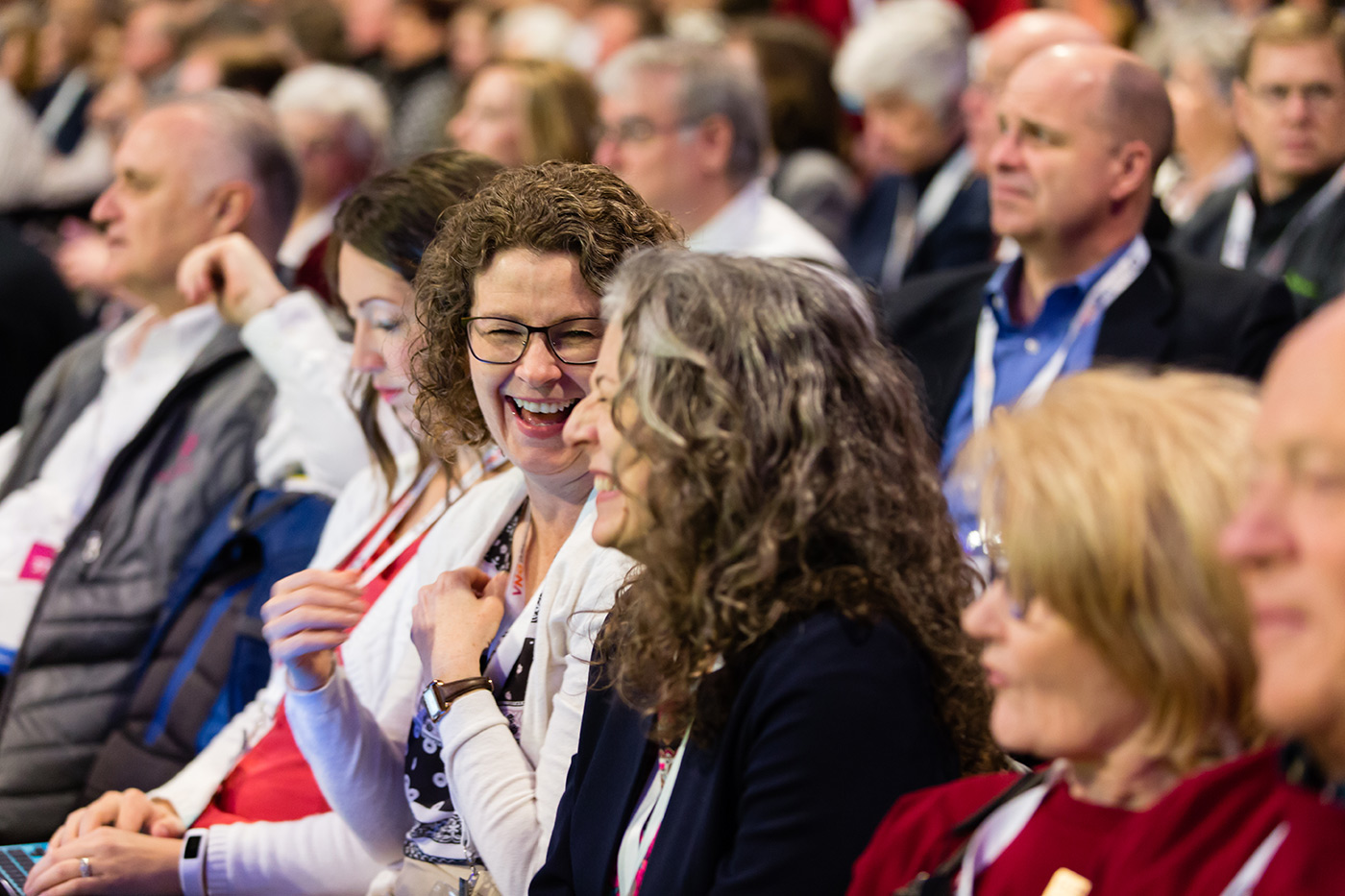 Women at RootsTech
