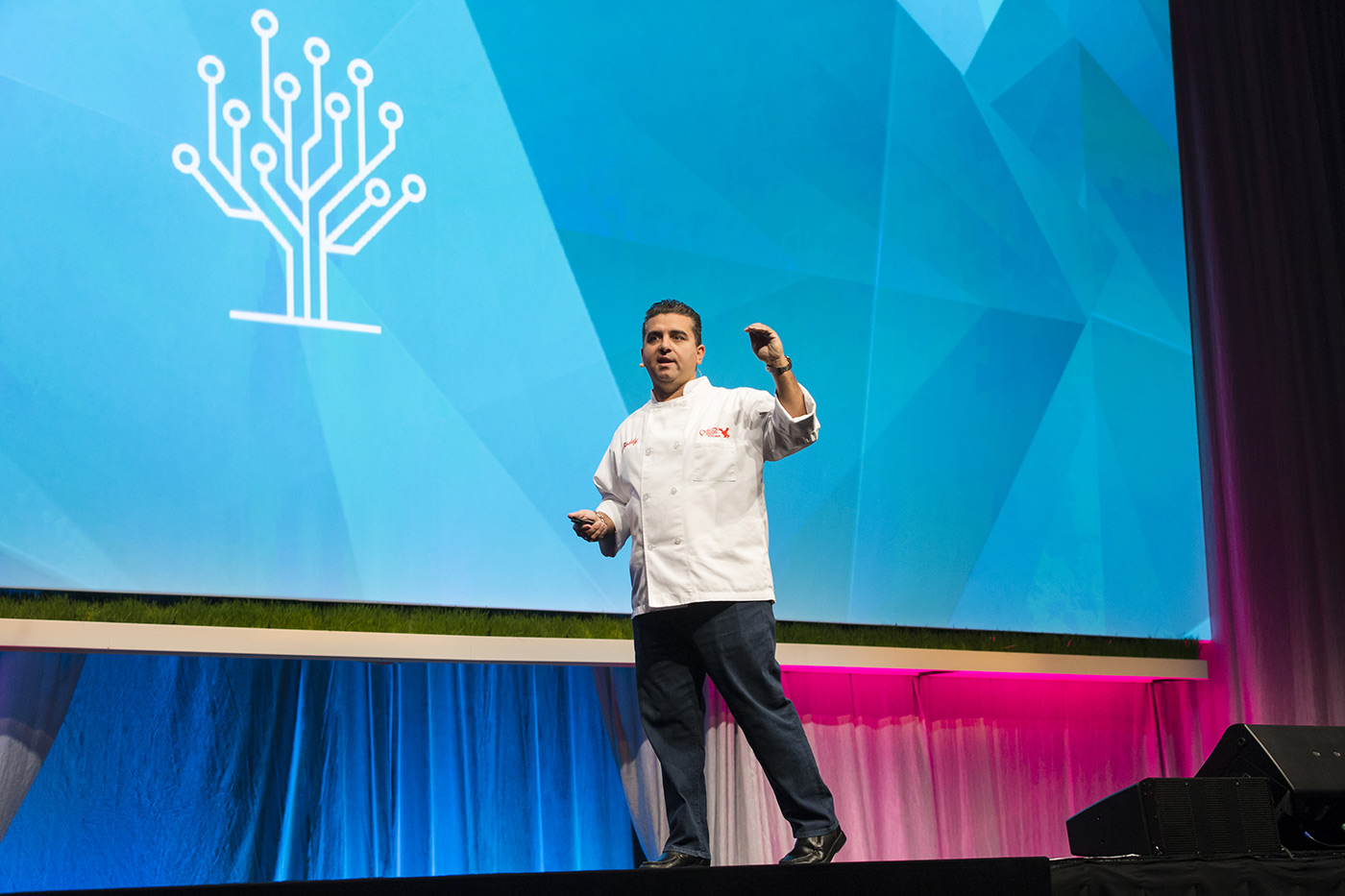 Buddy Valastro at RootsTech