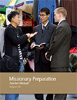 Missionary Preparation Teacher Manual Religion 130