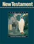 New Testament Teacher Resource Manual