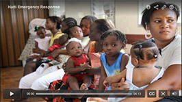 Haiti Emergency Response video screenshot