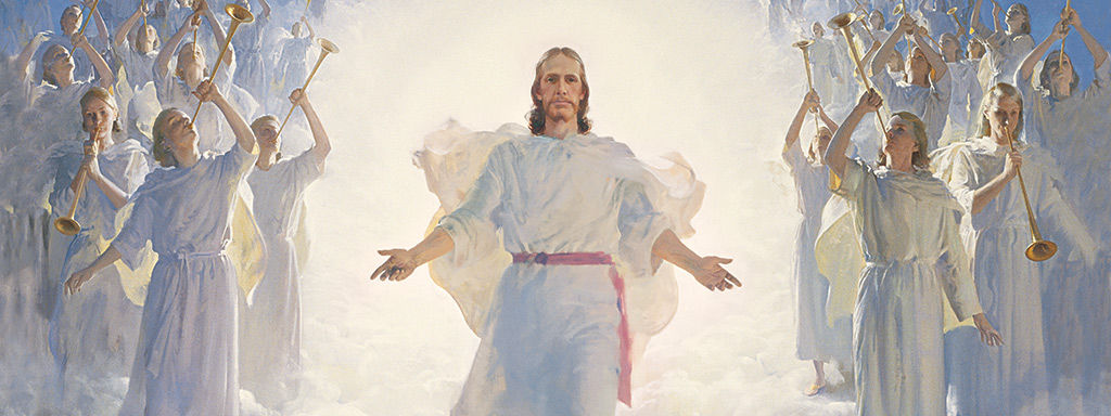 Painting of Jesus Christ