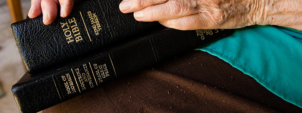 hands on scriptures