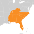 Southern States Mission
