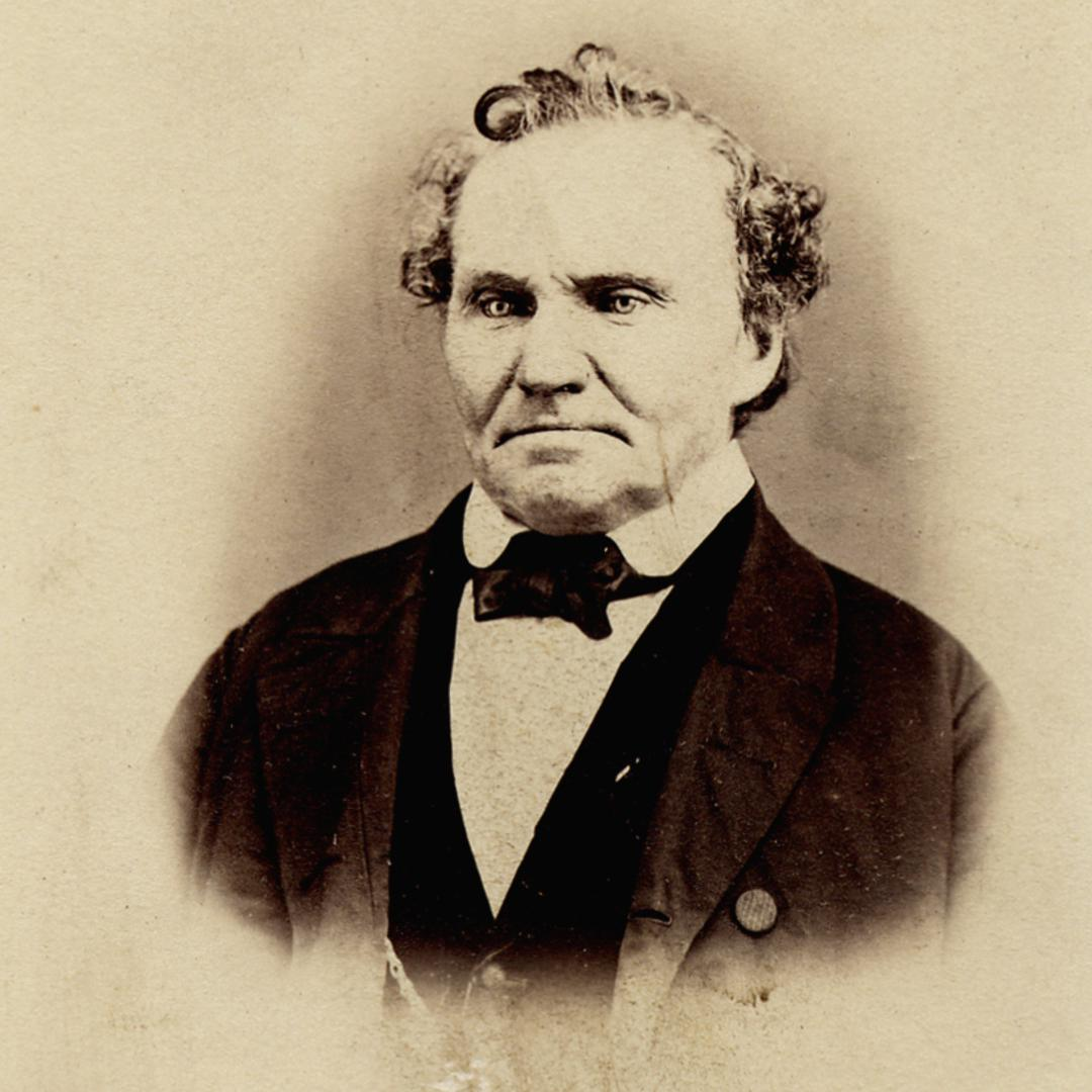Lorenzo D. Young in 1868