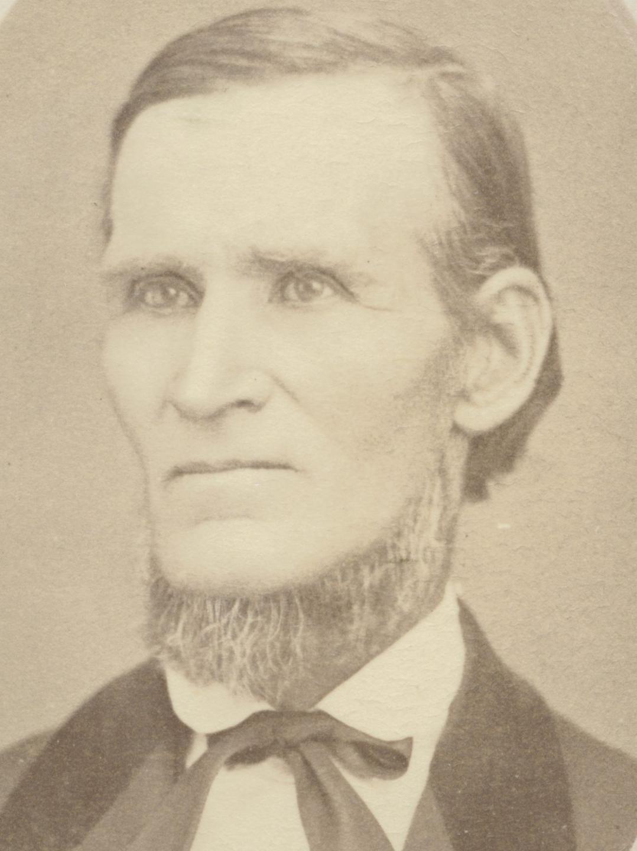 Richard Ballantyne in the 1880s
