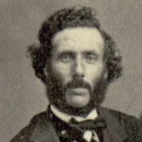 Robert L. Campbell in the late 1860s