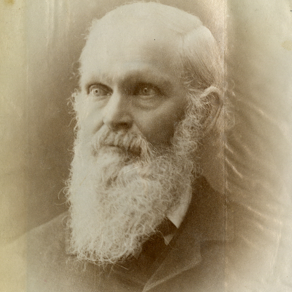 Warren Foote in the 1890s