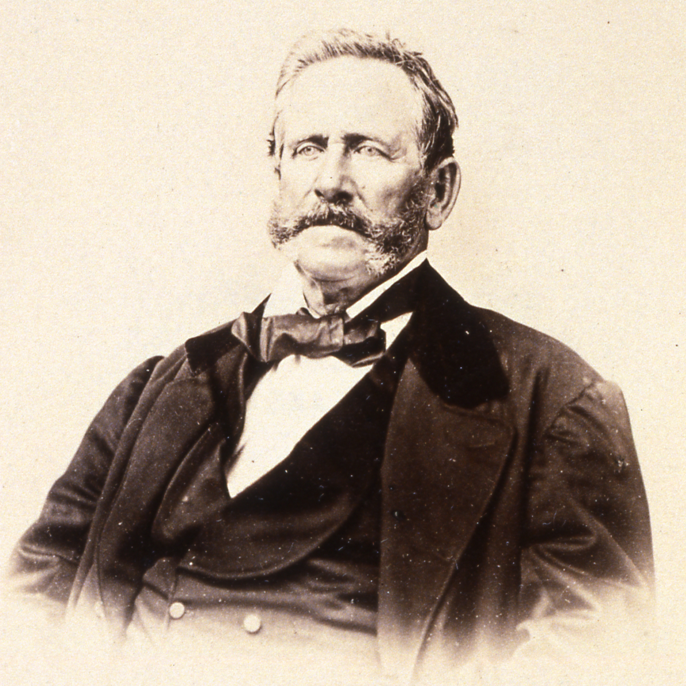 Edward Hunter in the 1870s