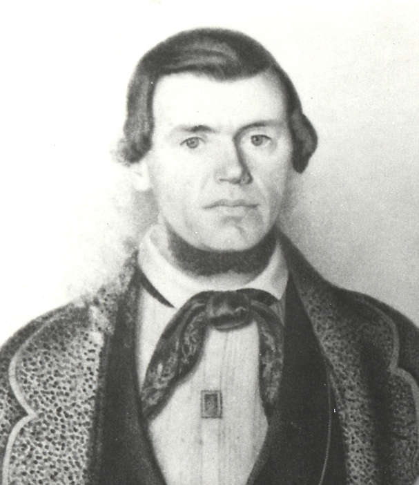 David Lewis in the 1840s