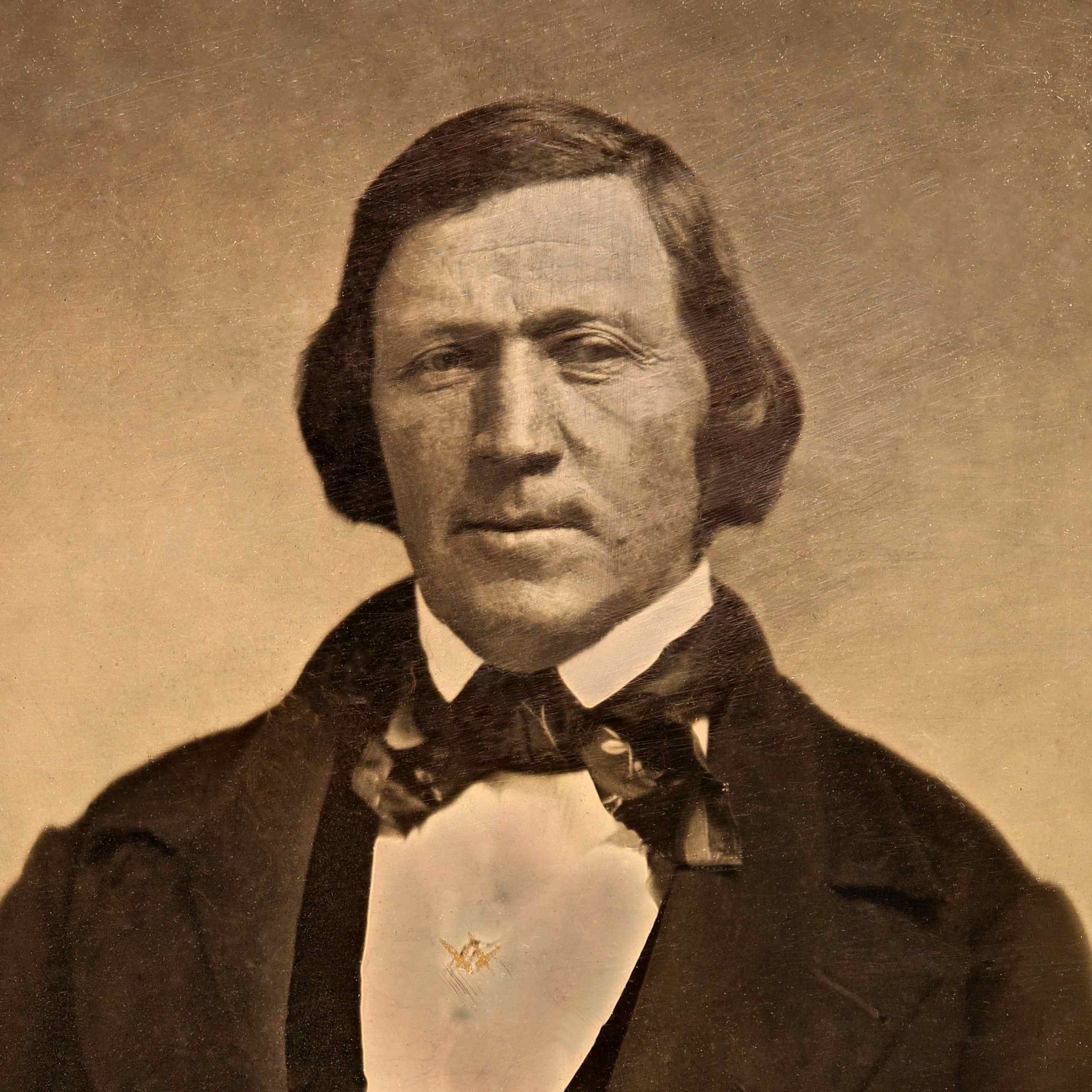Brigham Young in the 1850s
