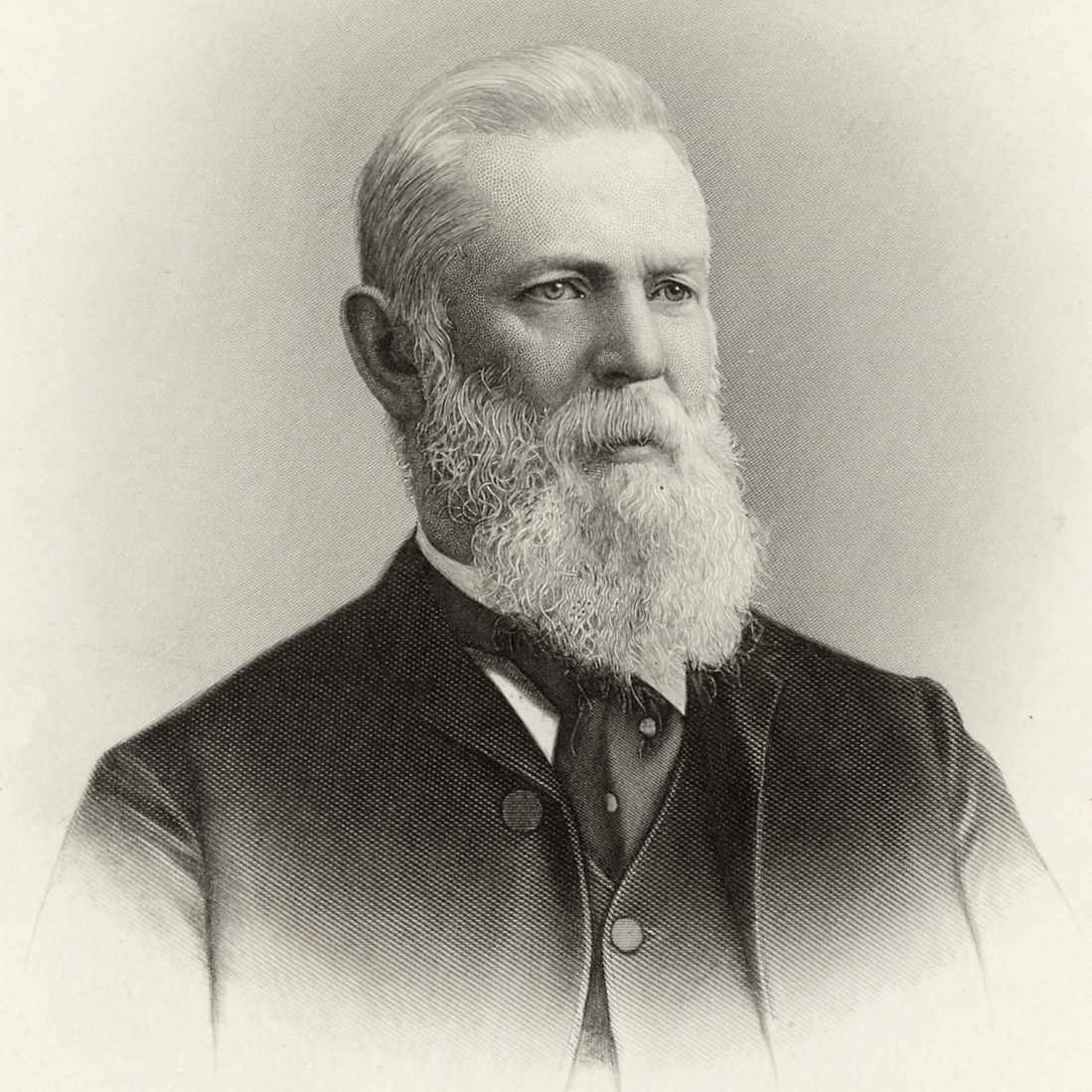 Canute Peterson in the 1890s