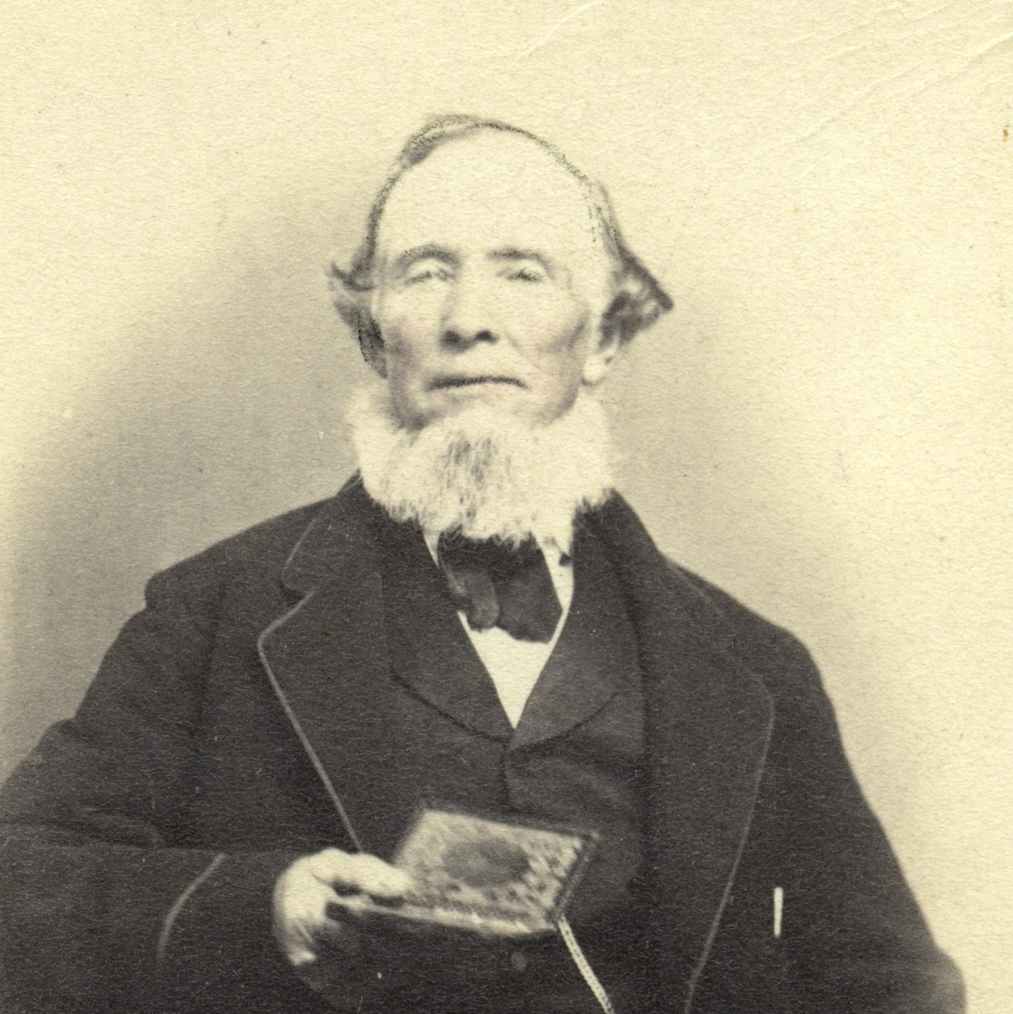 Morris Phelps in the 1870s