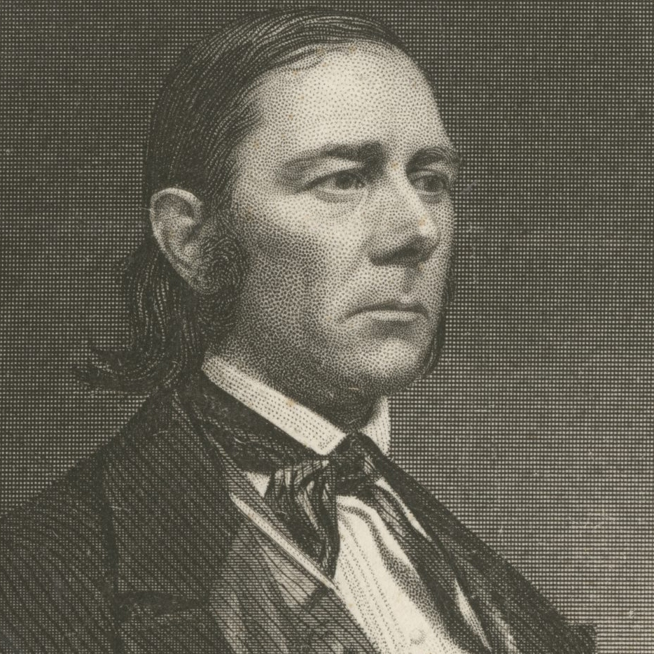 Charles C. Rich in 1853