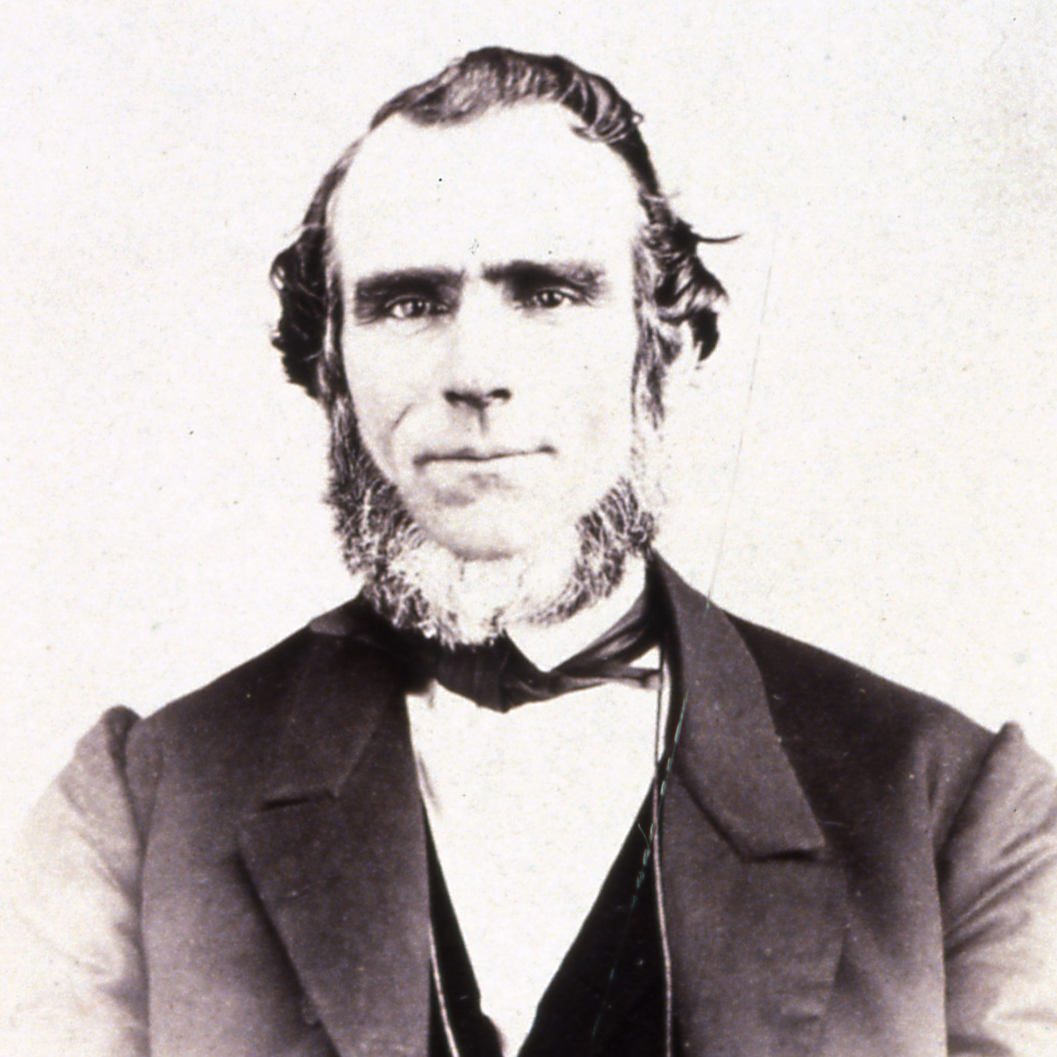 Abraham O. Smoot in the 1860s