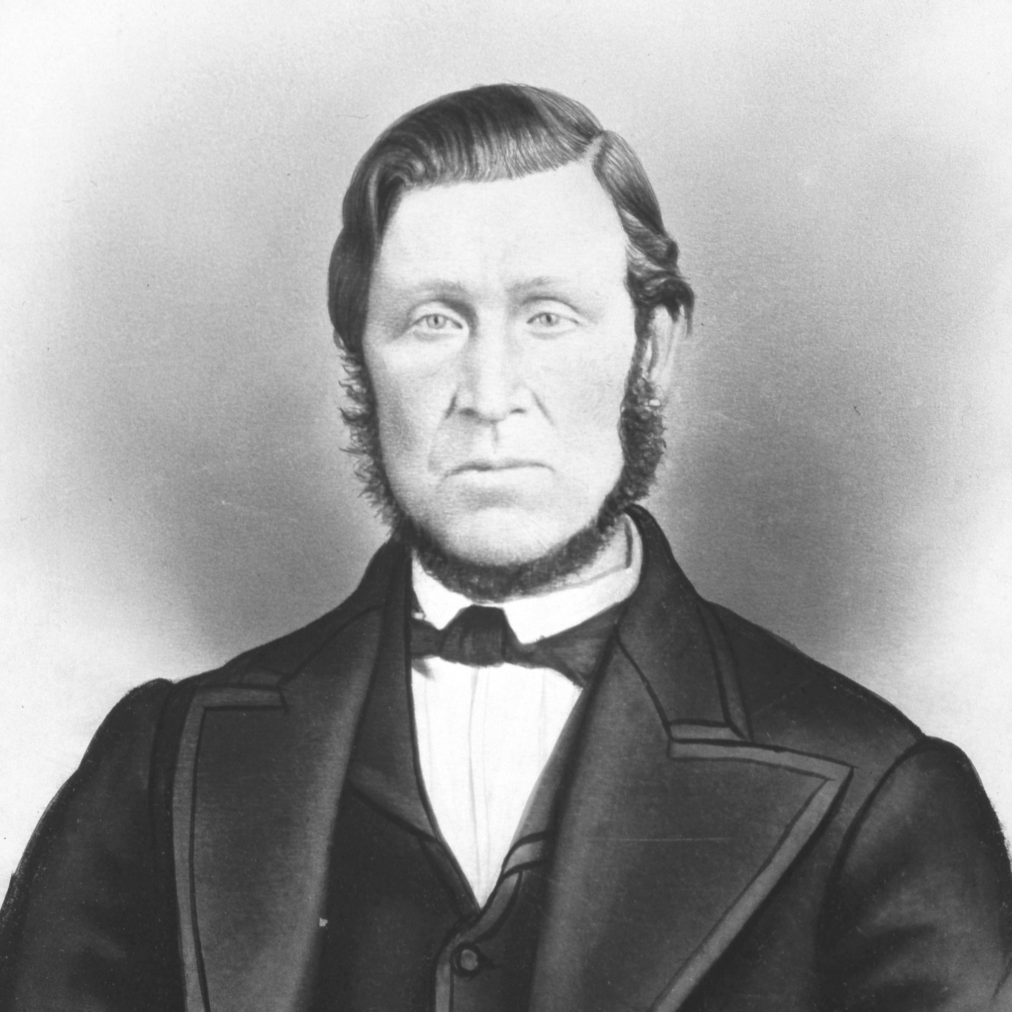 William Snow in the 1860s