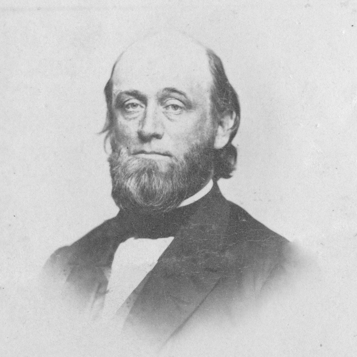 John B. Walker in the 1850s
