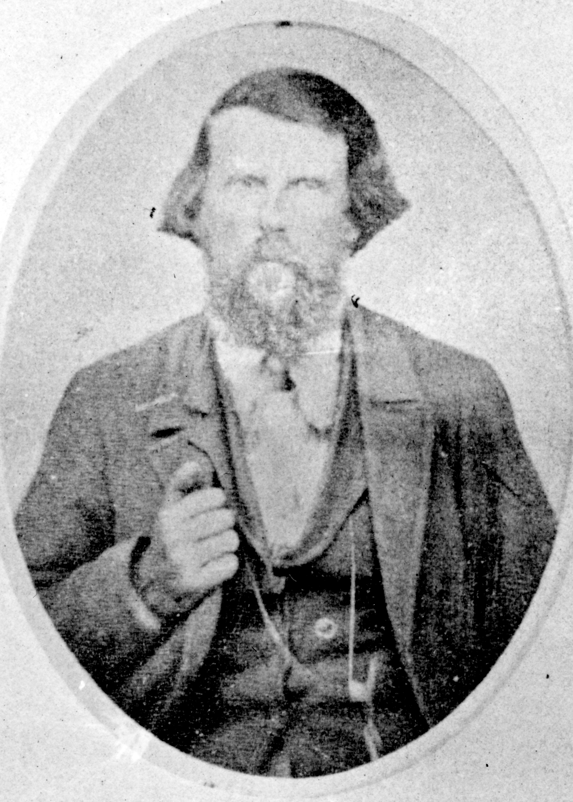 Samuel D. White in the 1860s