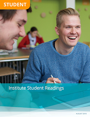 Institute Student Readings
