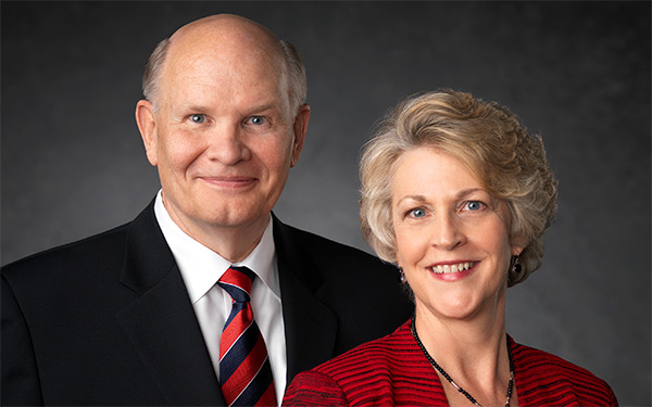 Elder and Sister Rasband