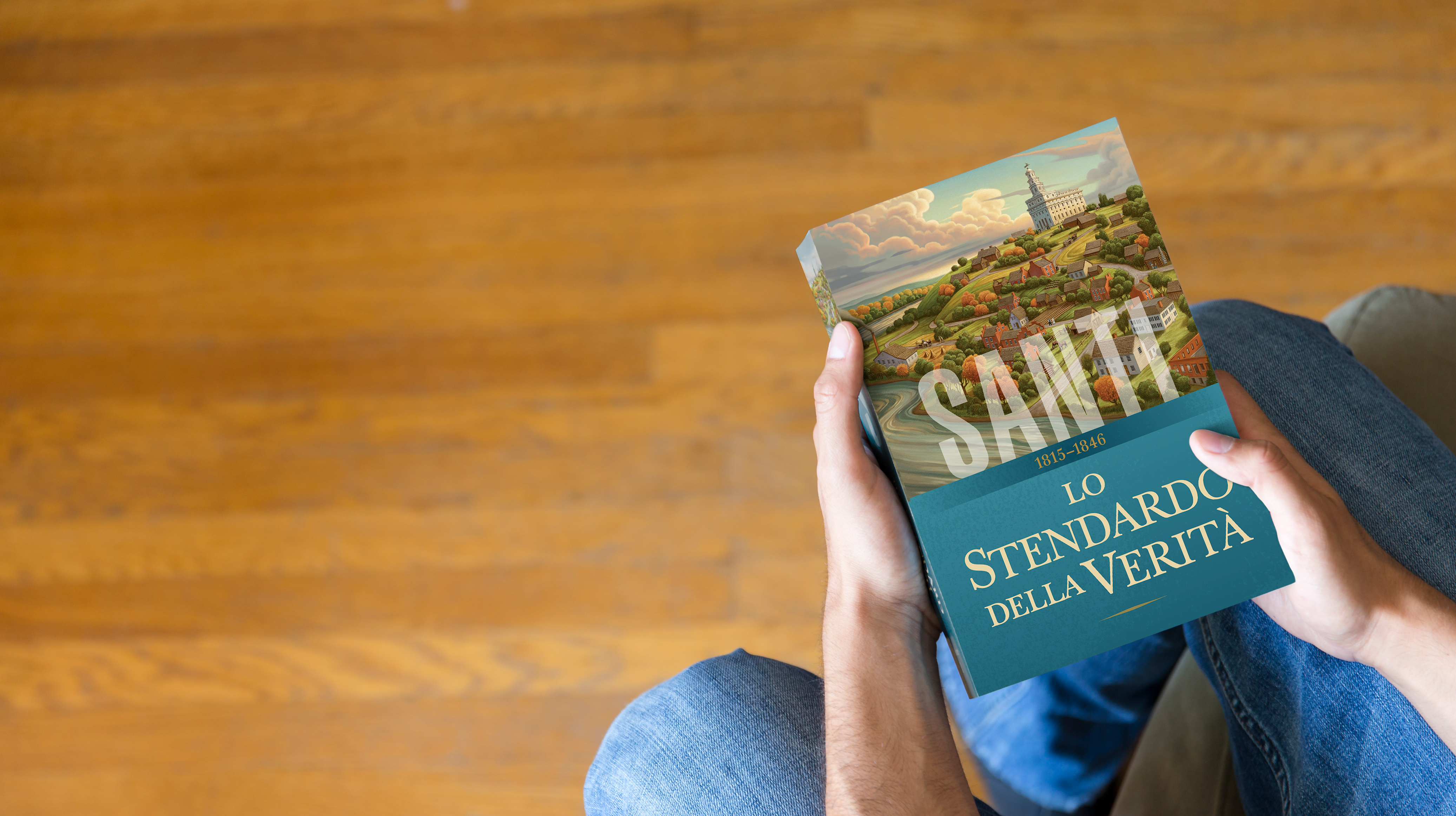 Santi, Volume 1