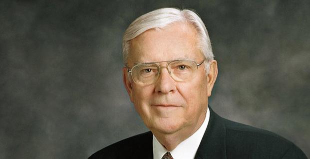 Elder M.Russell Ballard of the Quorum of the Twelve Apostles