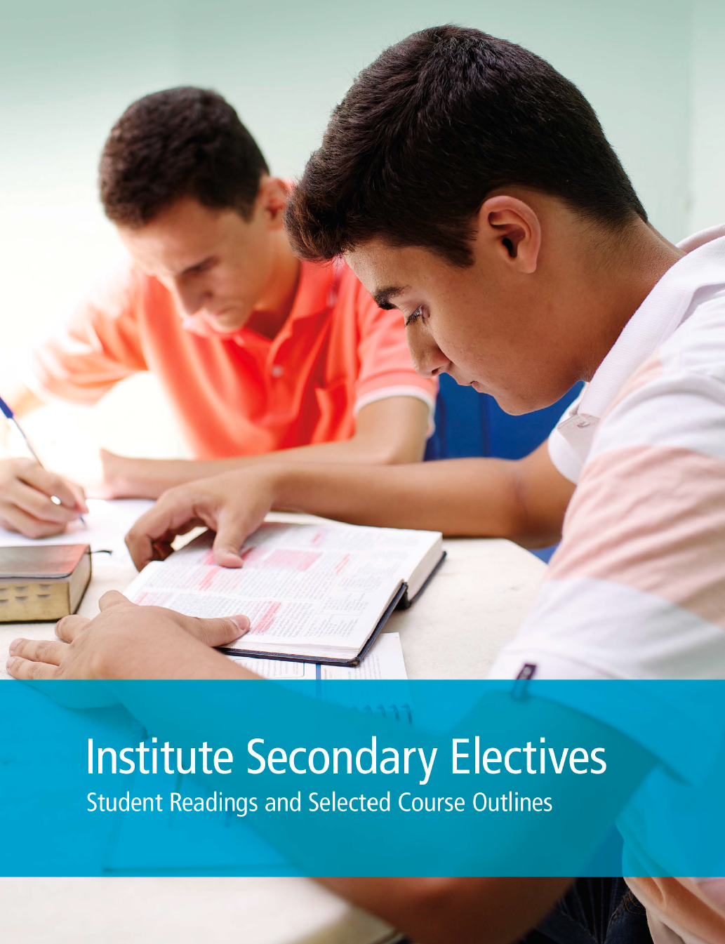 Institute Secondary Electives Student Readings