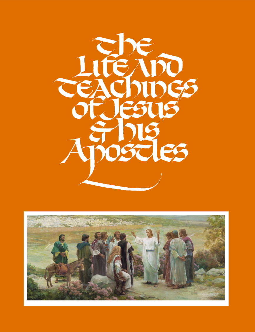 The Life and Teachings of Jesus and His Apostles Course Manual (Rel 211–212)