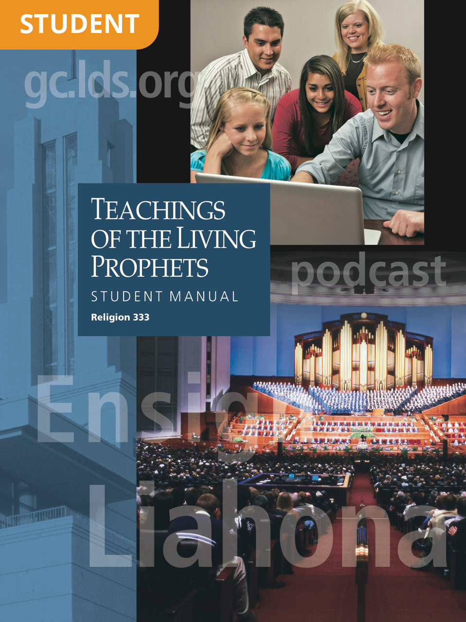 Teachings of the Living Prophets Student Manual (Rel 333)