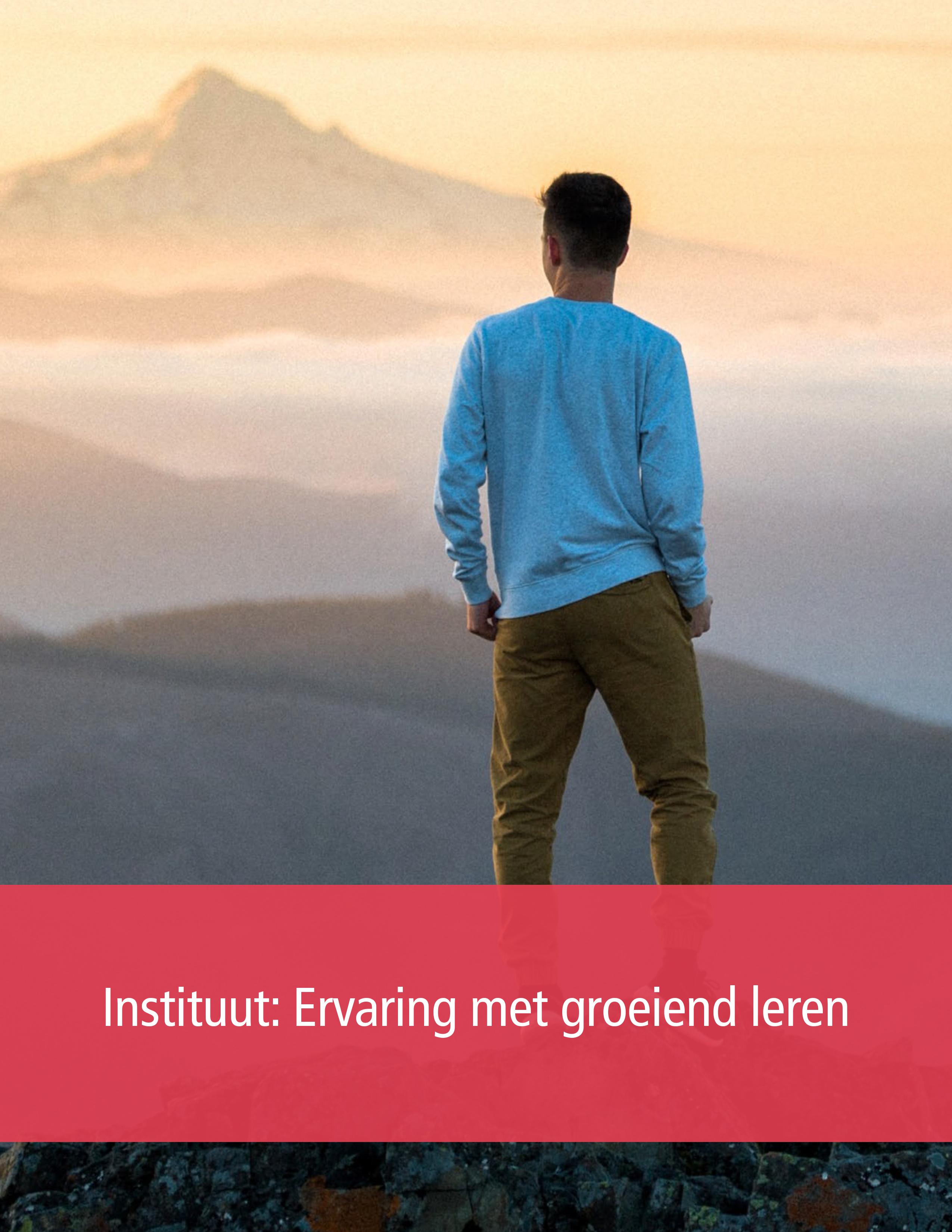 Instituut: Ervaring met groeiend leren