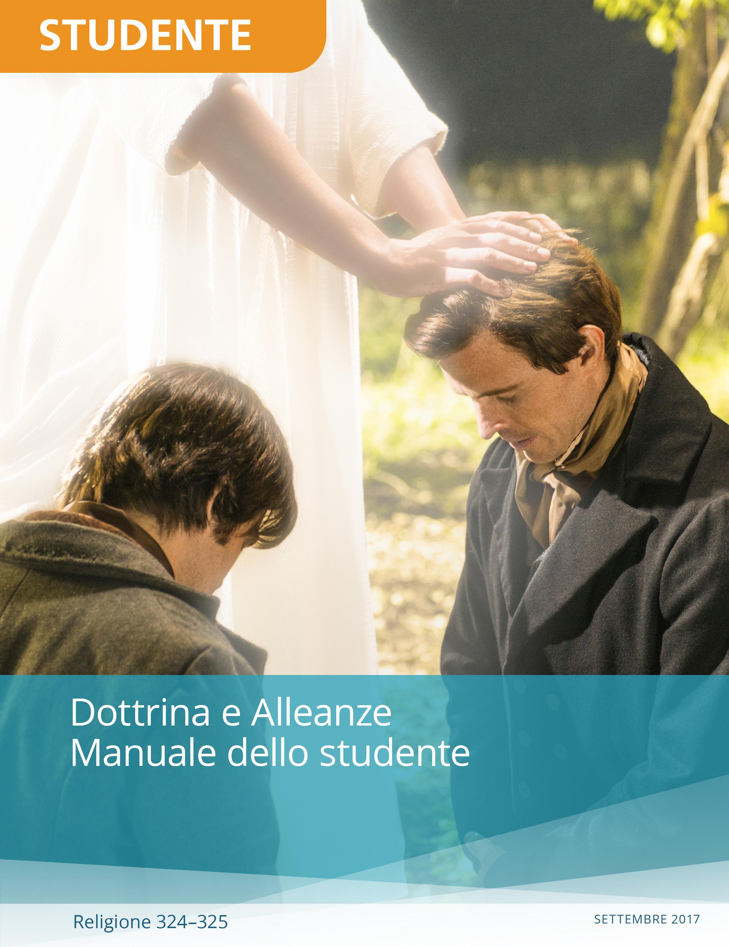 Dottrina e Alleanze – Manuale dello studente