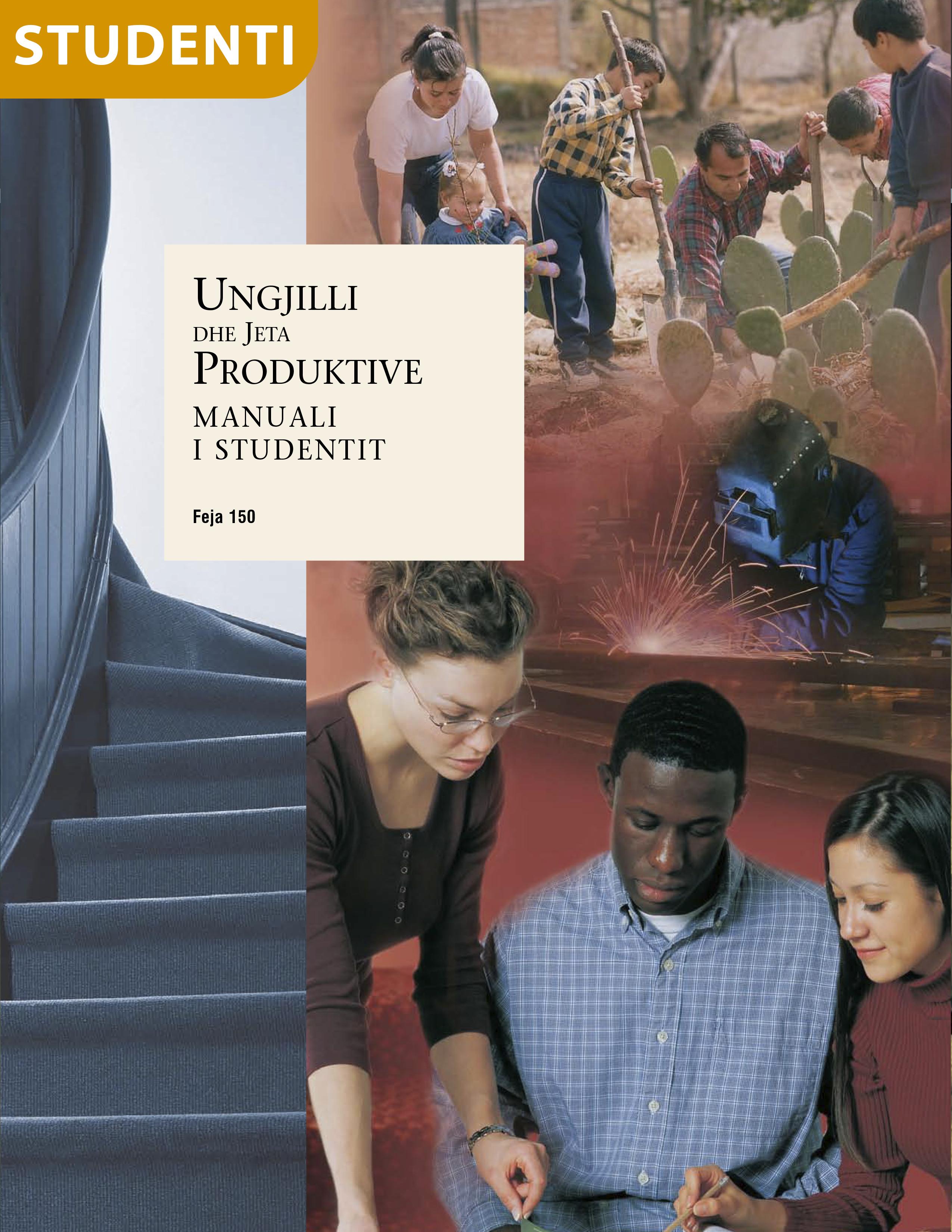Ungjilli dhe Jeta Produktive – Manuali i Studentit (Feja 150)
