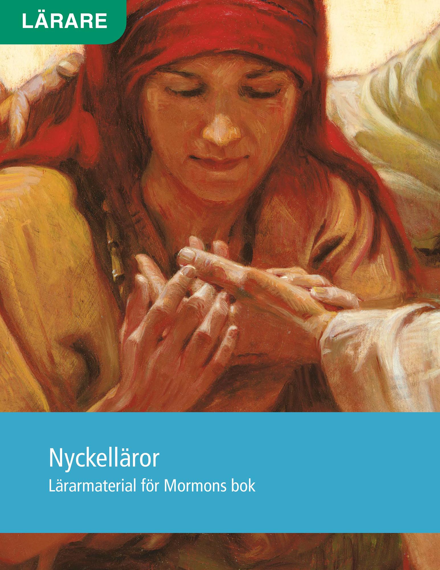 Nyckelläror – Lärarmaterial för Mormons bok