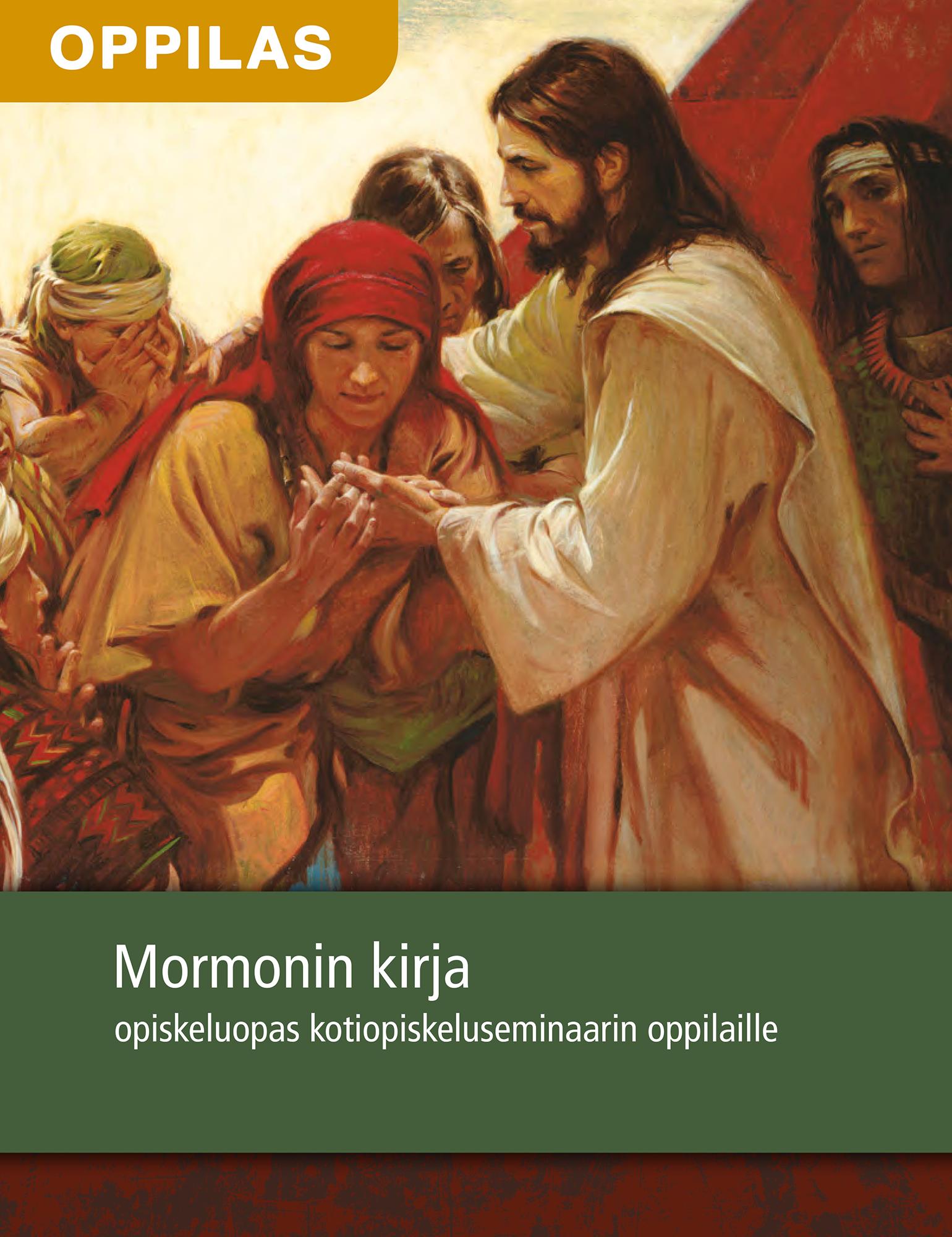 Mormonin kirja, opiskeluopas kotiopiskeluseminaarin oppilaille