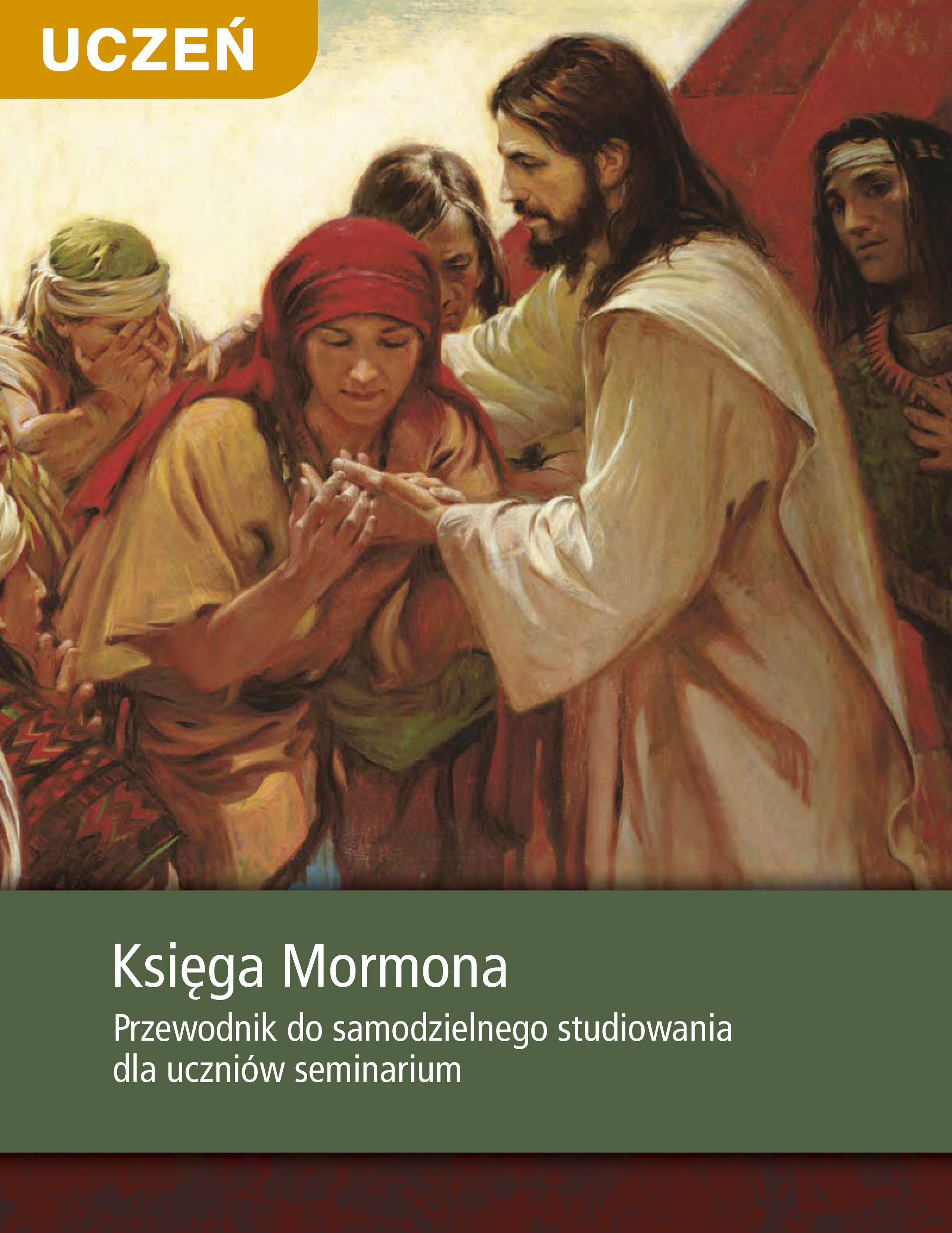 Księga Mormona Przewodnik do samodzielnego studiowania dla uczniów seminarium
