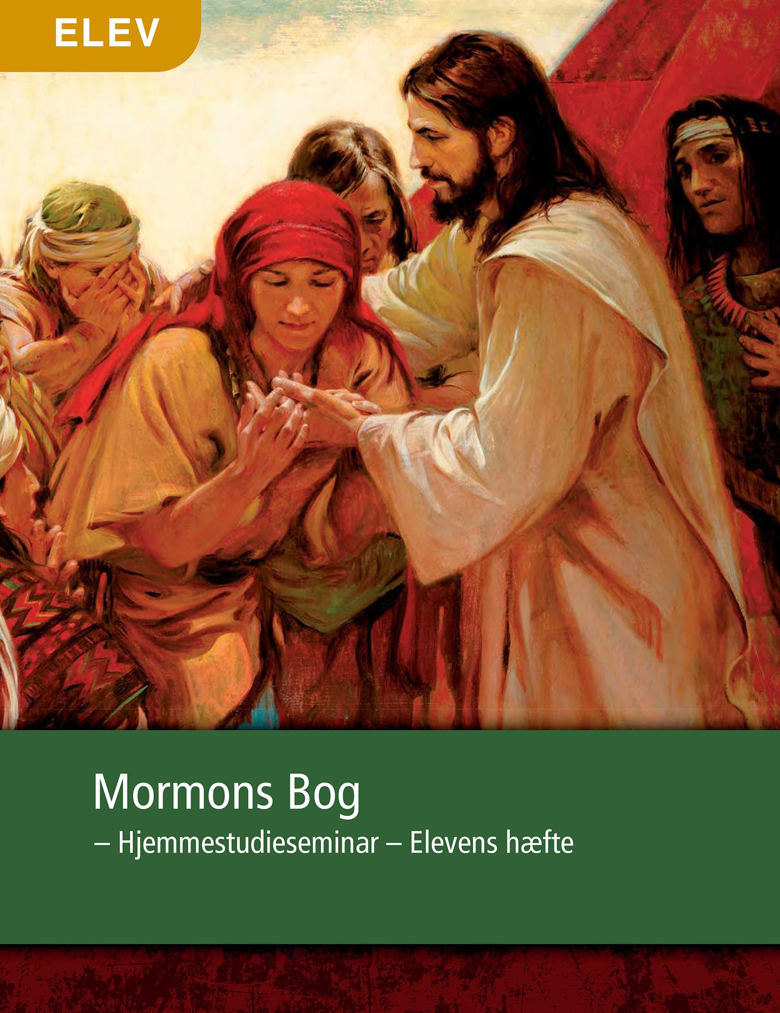 Mormons Bog – Hjemmestudieseminar – Elevens hæfte