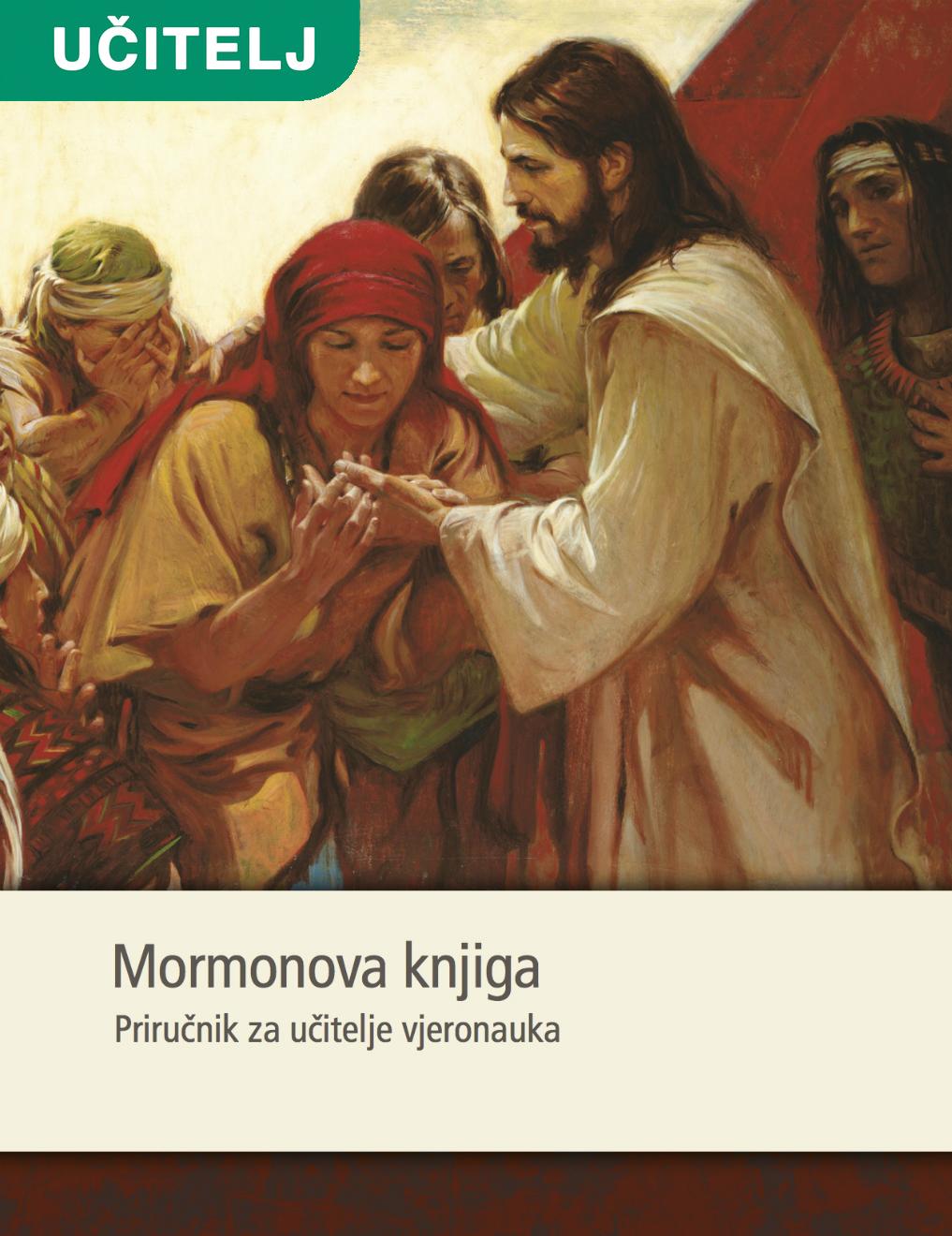 Mormonova knjiga – priručnik za učitelja vjeronauka