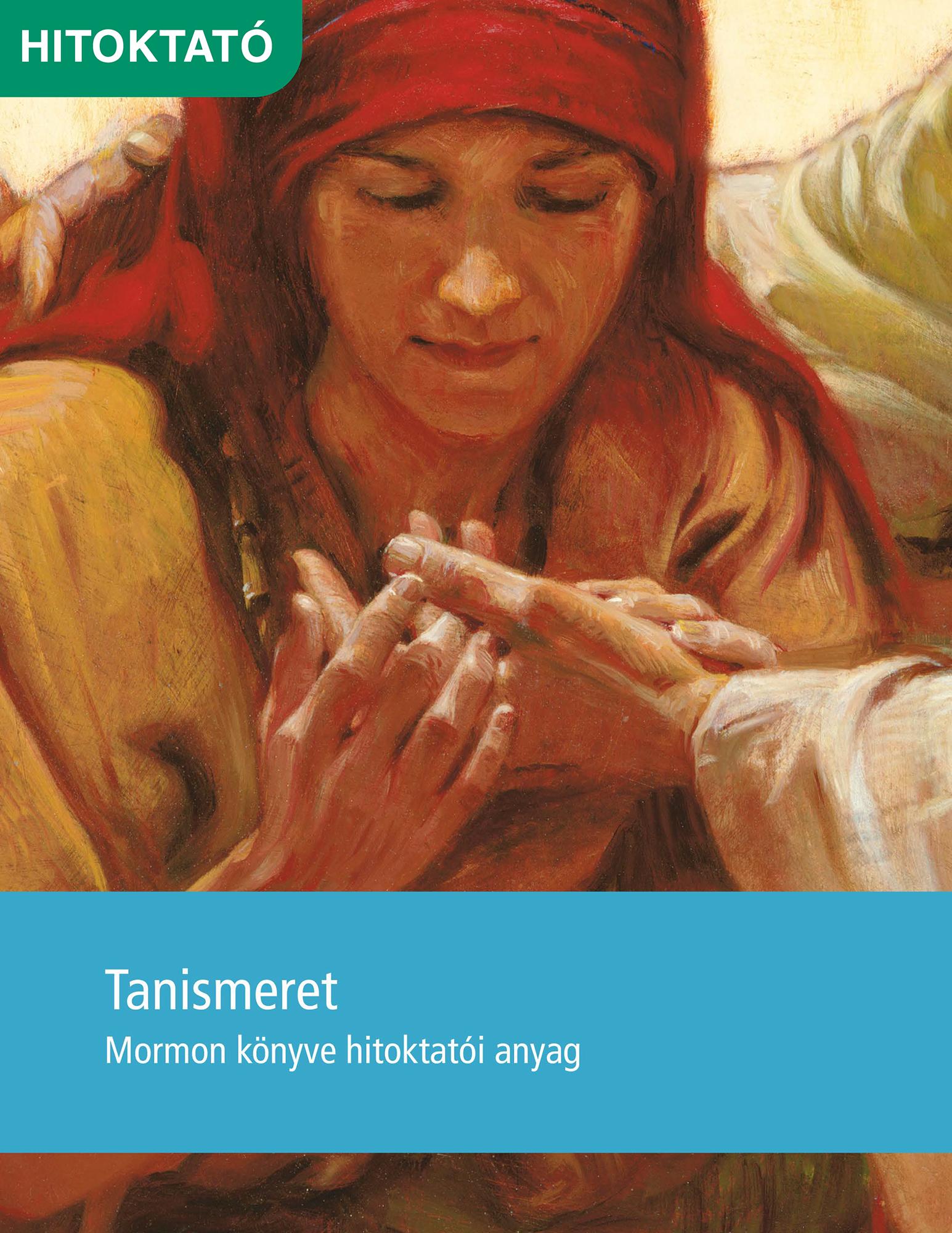 Tanismeret Mormon könyve hitoktatói anyag