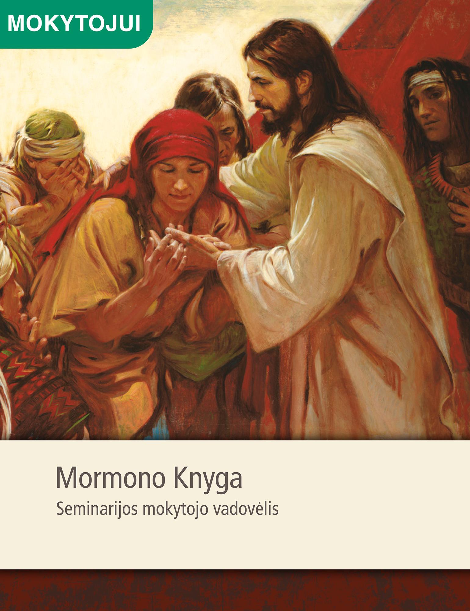 Mormono Knyga. Seminarijos mokytojo vadovėlis