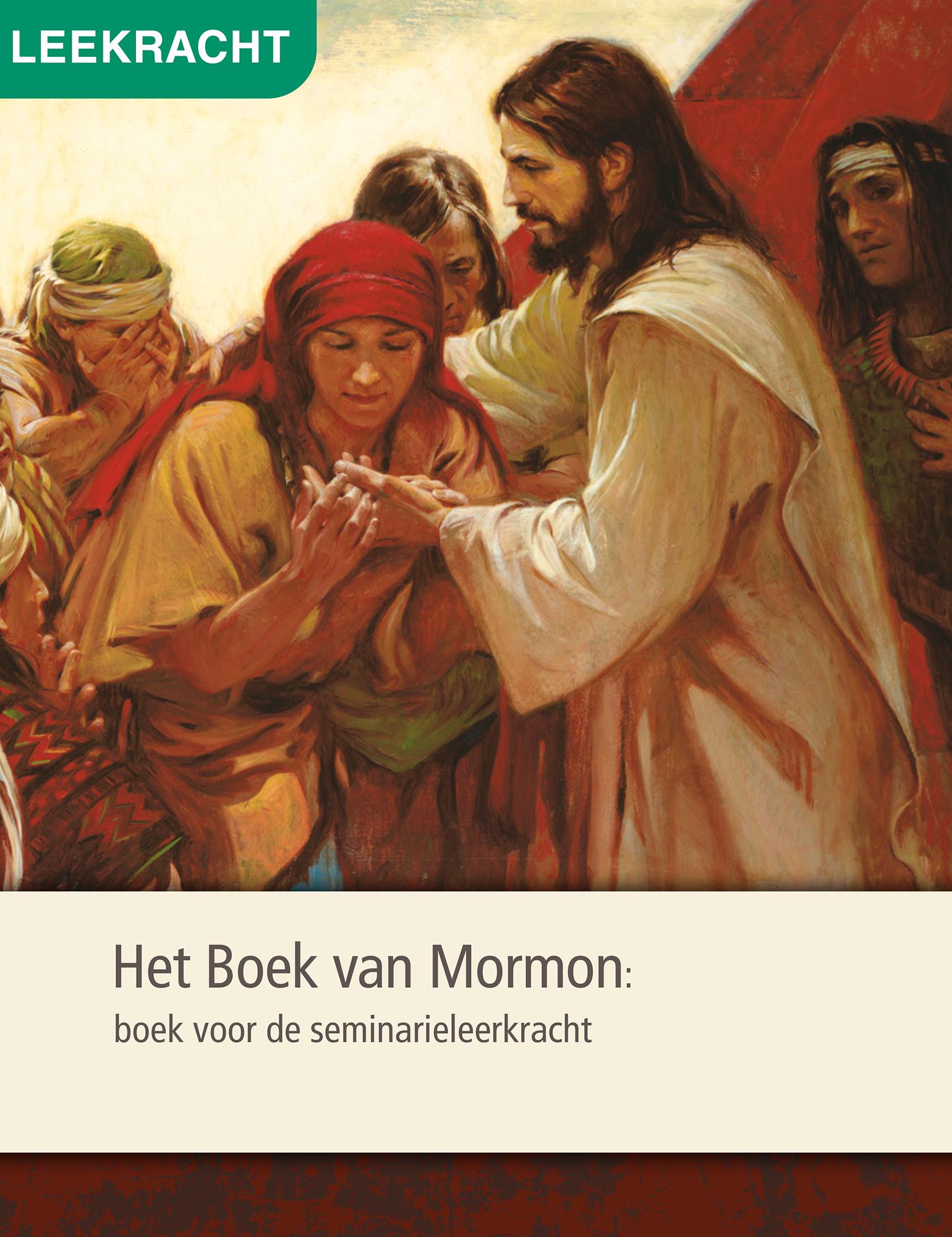 Het Boek van Mormon: boek voor de seminarieleerkracht