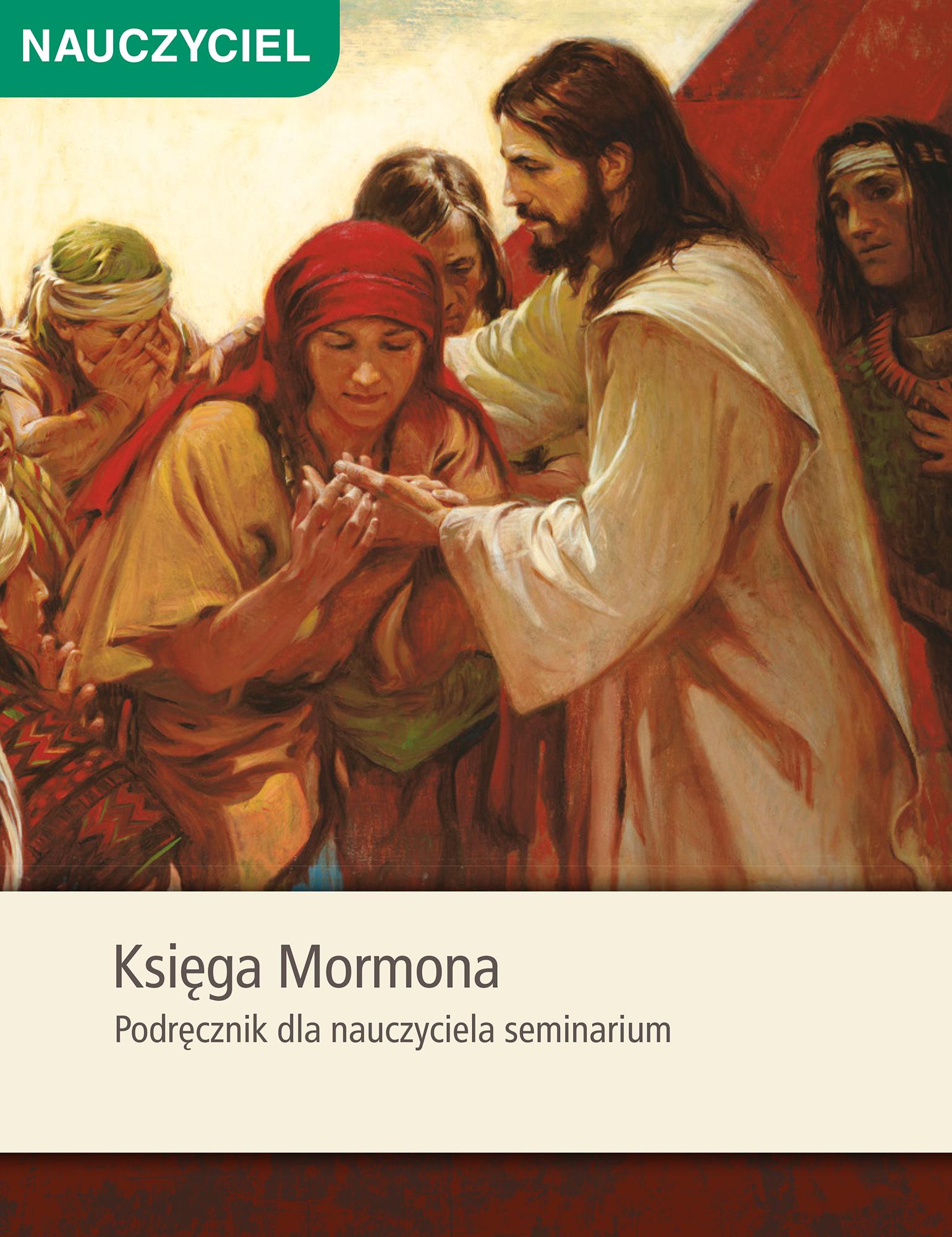 Księga Mormona Podręcznik dla nauczyciela seminarium
