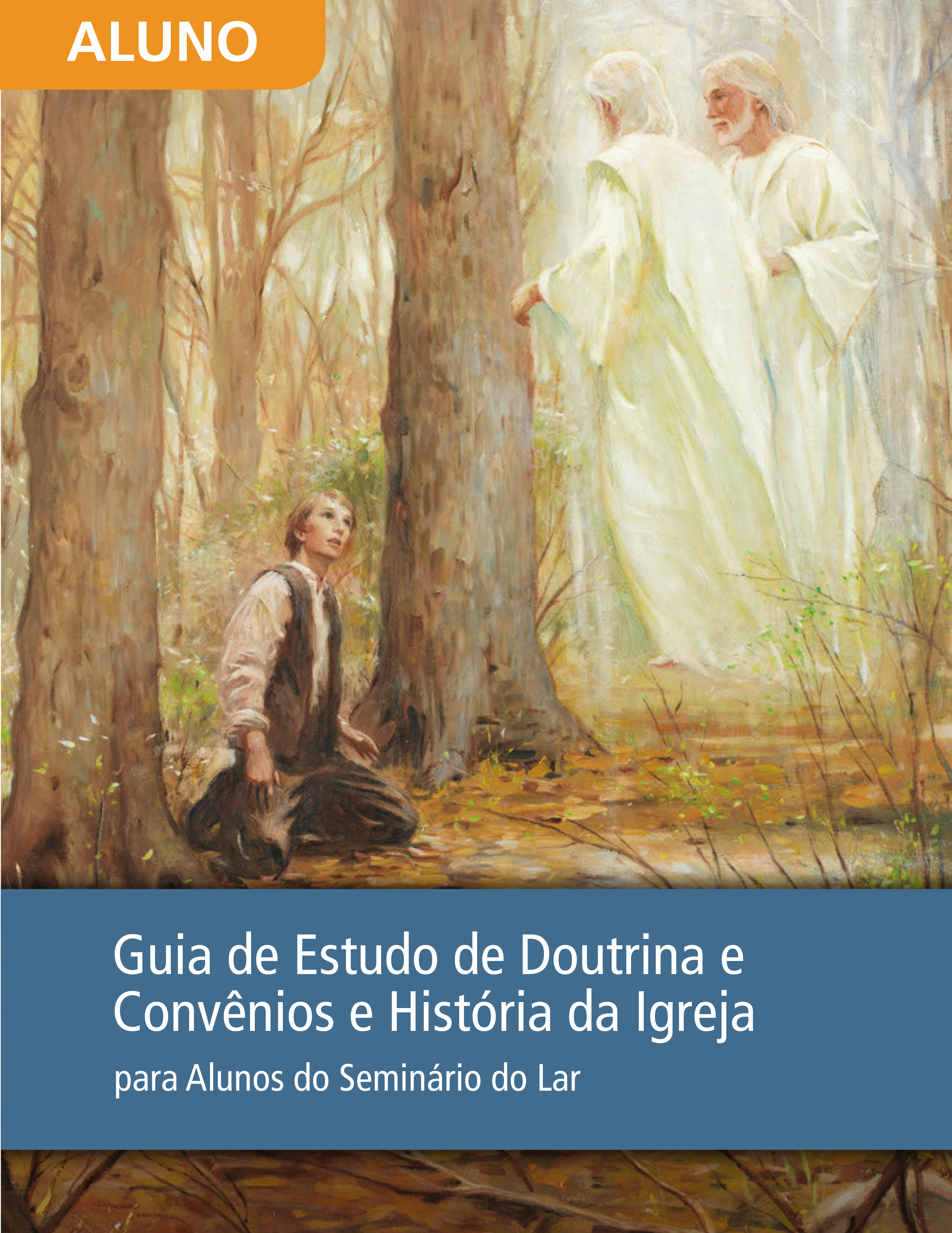 Guia de Estudo de Doutrina e Convênios e História da Igreja para Alunos do Seminário do Lar
