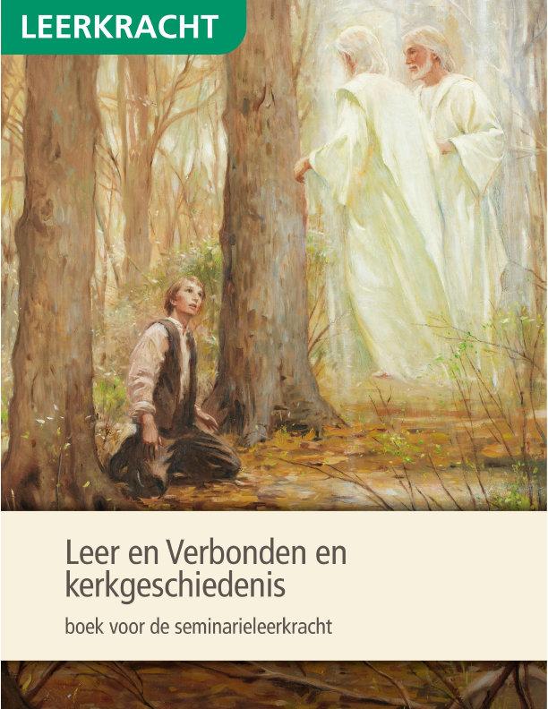 Leer en Verbonden en kerkgeschiedenis – boek voor de seminarieleerkracht