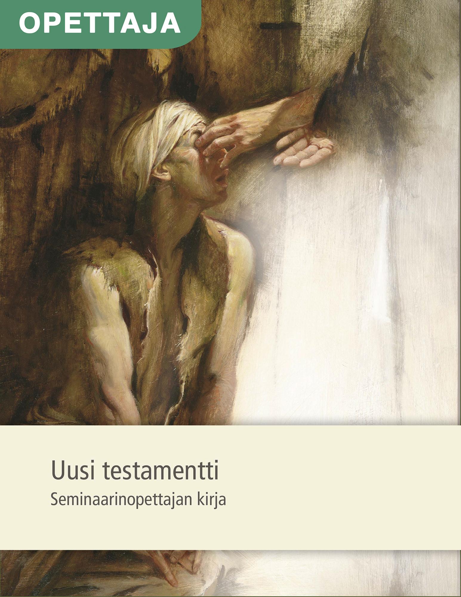 Uusi testamentti, seminaarinopettajan kirja