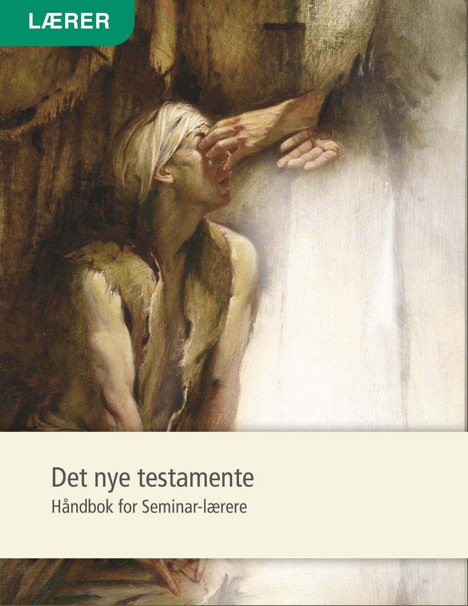 Det nye testamente, håndbok for Seminar-lærere