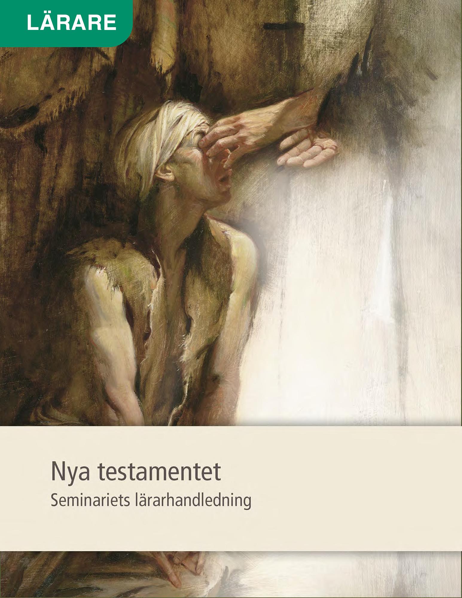 Nya testamentet – Seminariets lärarhandledning