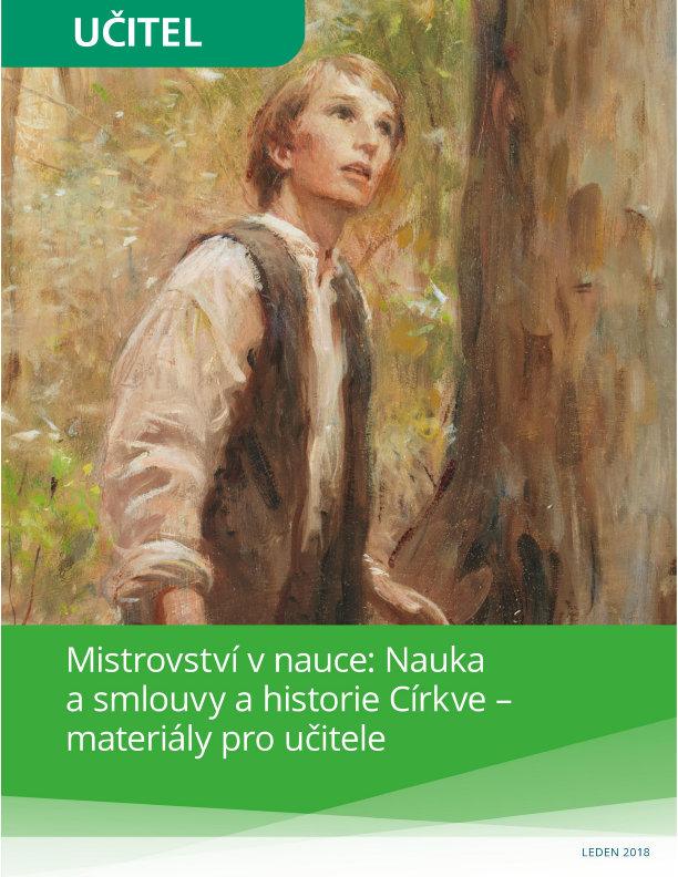 Mistrovství v nauce: Nauka a smlouvy a historie Církve – materiály pro učitele