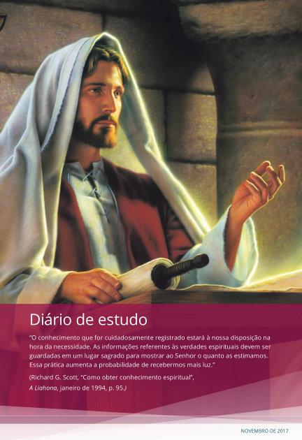 Diário de Estudo das Escrituras