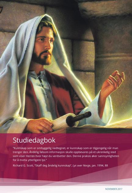 Studiedagbok